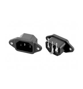 IEC 60320 C14 socket