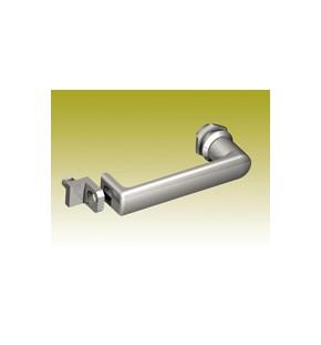 Stainless Steel Padlockable L Handle